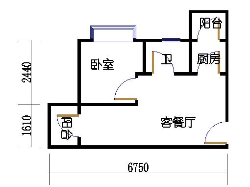 4幢02单元02室