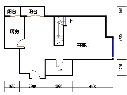 3-02a单元一层