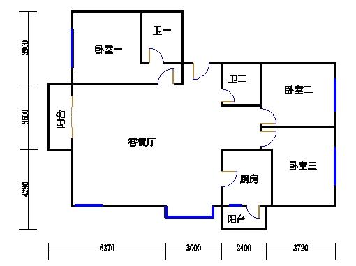 5号楼W2单元