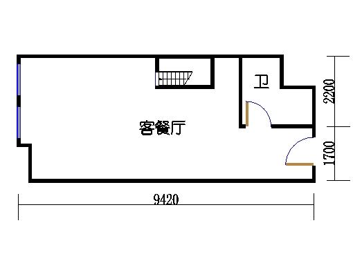 8-9栋11单元一层
