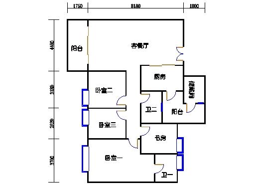 3栋3-15层01单元