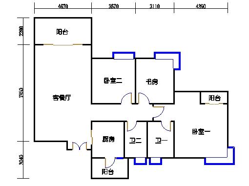 4栋3-15层04单元