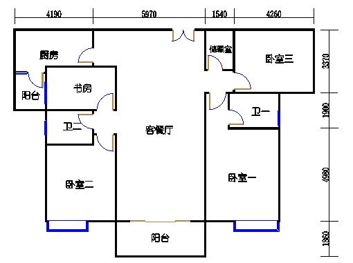 悦山翠庭B型3