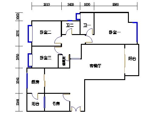 悦山翠庭B型4