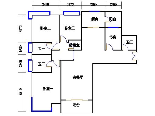 悦山翠庭B型6