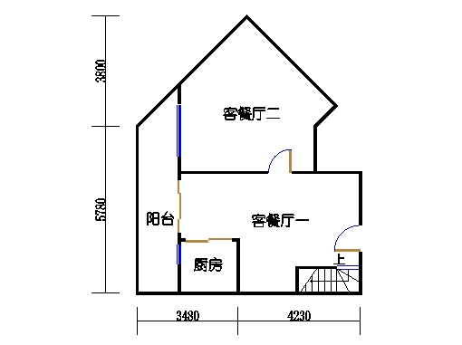 美轮美幻5-21层首层