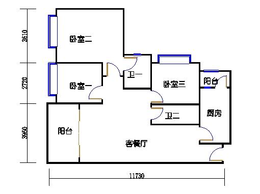 F5栋2-20层01单元