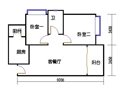 F5栋2-20层04单元