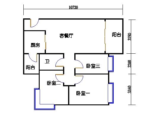 F5栋2-20层06单元