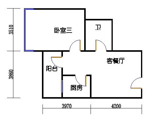 8-31层B单元
