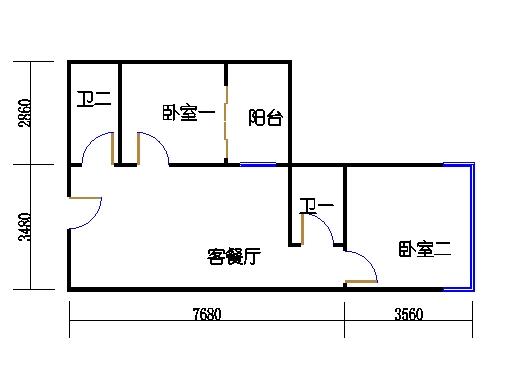 8-31层D单元