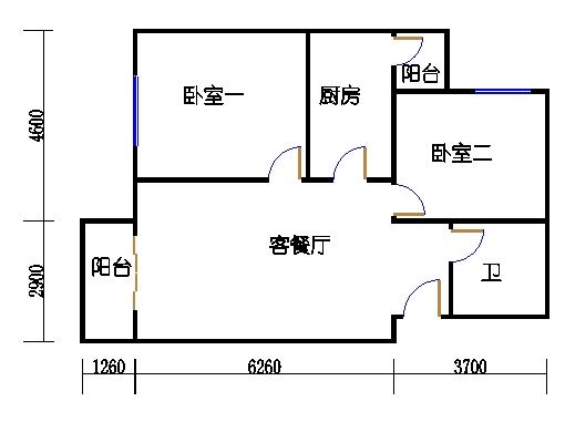19号楼E1单元