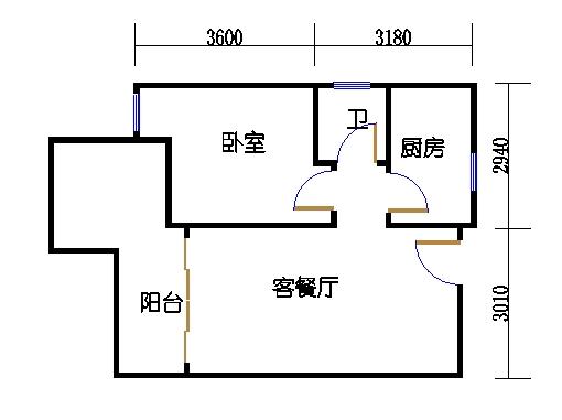 A1栋四层03单元