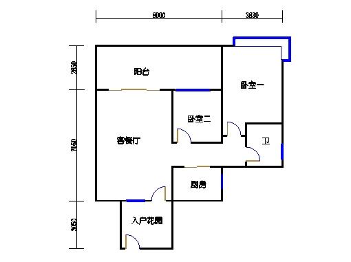 9-10栋2-11层06单元