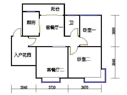 22栋2-5层02单元