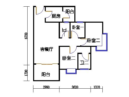 4号楼4层28号04单元