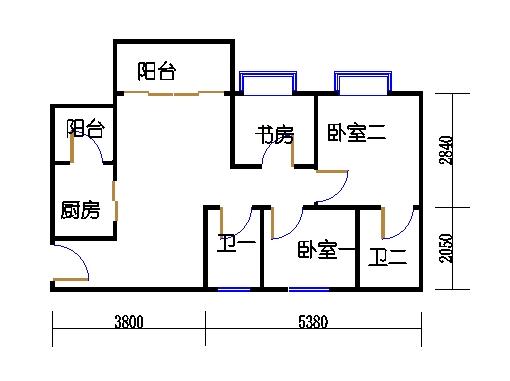 4号楼4层29号01单元