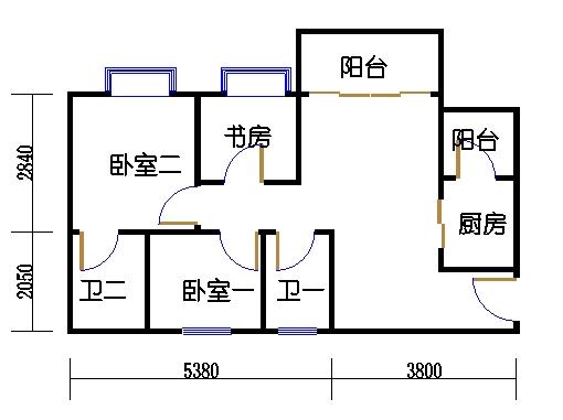 4号楼4层30号02单元