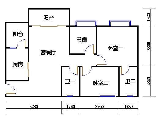 5号楼2层31号01单元