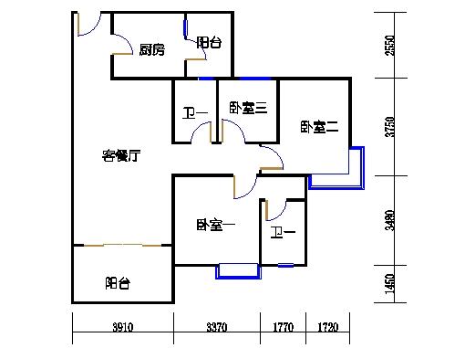 5号楼2层31号04单元