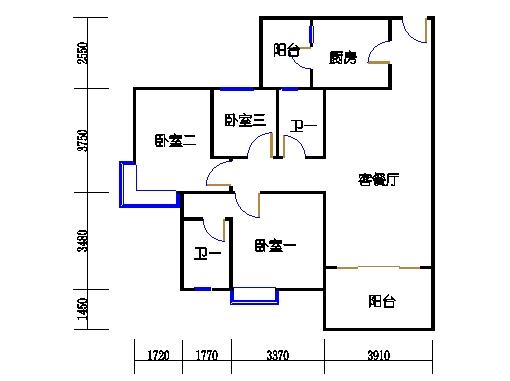 5号楼3层31号03单元