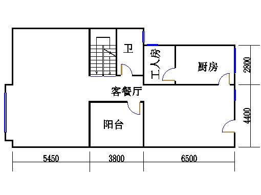 FI型别墅首层