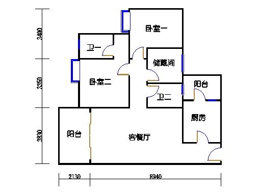 5号楼4层31号03单元
