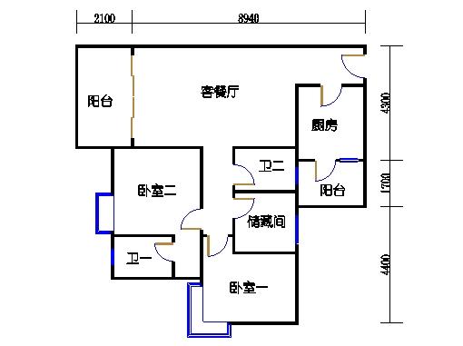 5号楼4层31号04单元