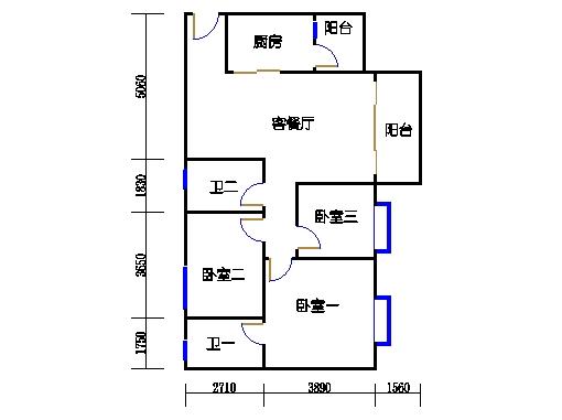 5号楼4层33号01单元