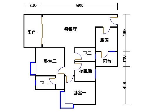 5号楼5层31号04单元