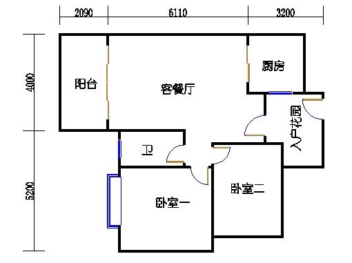 7号楼三层8号04单元