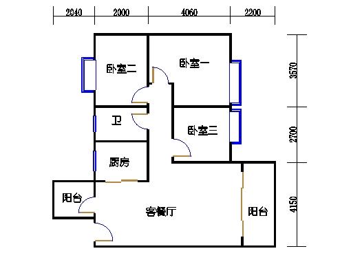 7号楼1层6号02单元