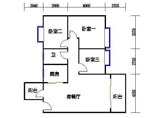 7号楼2层2号02单元