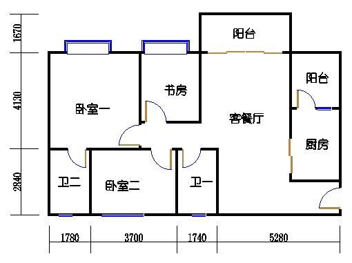 1号楼4层6号02单元