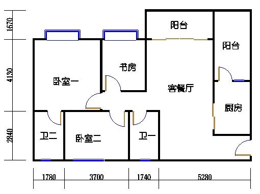 1号楼1层8号02单元