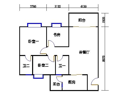 2号楼6层10号02单元