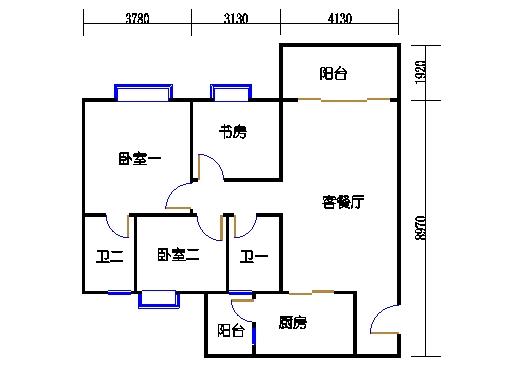 2号楼6层18号02单元