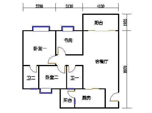 2号楼5层11号02单元