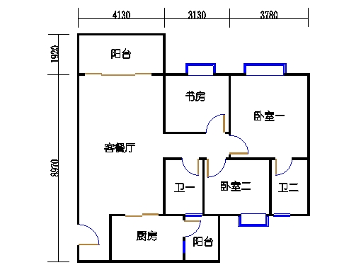 2号楼1层10号01单元