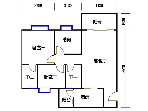 2号楼2层10号02单元