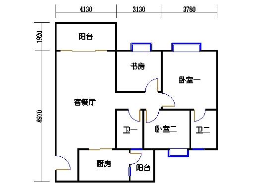 2号楼2层12号01单元