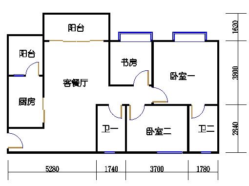 4号楼2层28号01单元