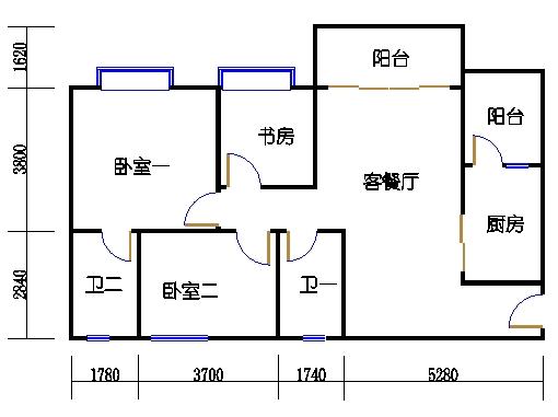 4号楼2层28号02单元