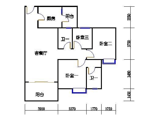 4号楼2层29号04单元