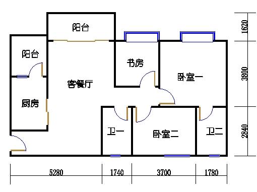 4号楼2层30号01单元