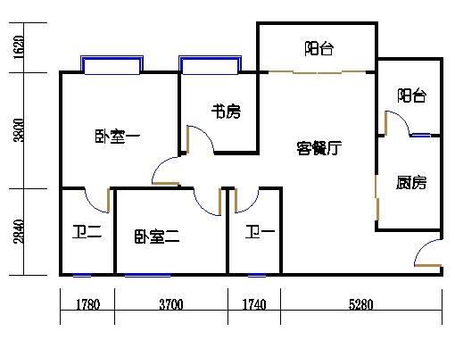 4号楼2层30号02单元