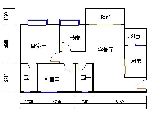 4号楼3层28号02单元