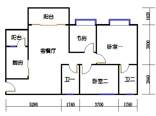 4号楼3层30号01单元
