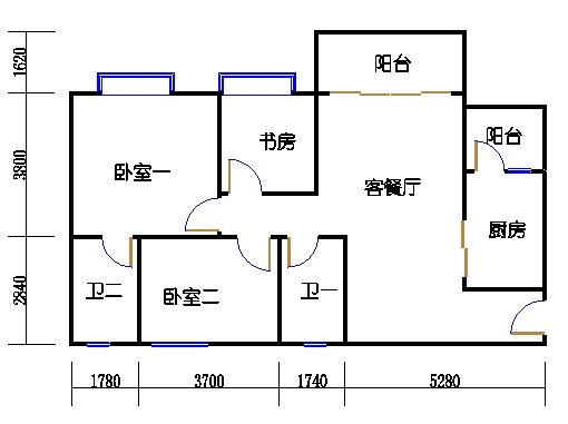 4号楼3层30号02单元