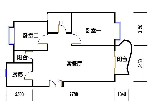 8-10栋5-14层8-01单元